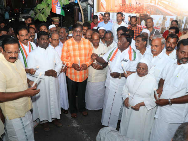 Narayanasamy wants severe action against countries supporting ISIS