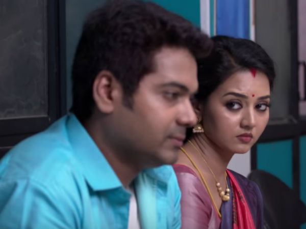 Nayagi serial: Ananthi in tears
