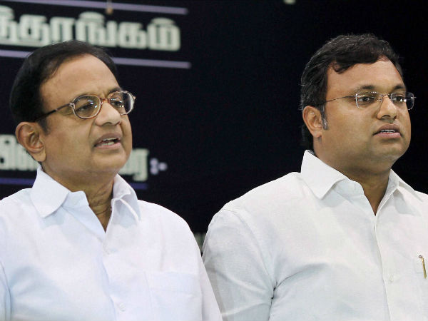 Aircel-Maxis case: Protection from arrest to Chidambaram, Karti extended