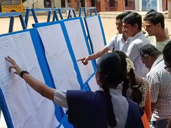 தேர்வு முடிவுகள்.. காமராஜரின் விருதுநகரை முந்தும் திருப்பூர் மாவட்டம்