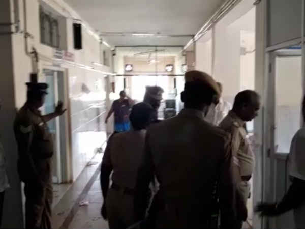Employee murdered at Sivagangai government hospital