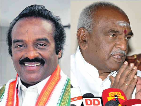 Vasanthakumar gives solid reply to Pon Radhakrishnan