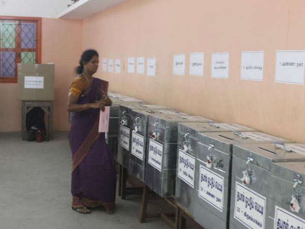 Postal vote starts too late in 5 constituencies