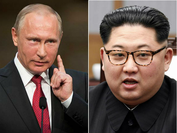 For the first time in the history of Russian - North Korean presidents meet by Tomorrow
