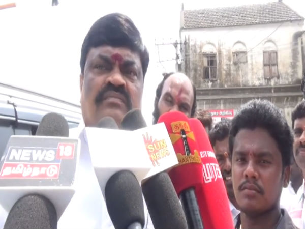 minister rajendra balaji says, aiadmk member should hard work local body elections