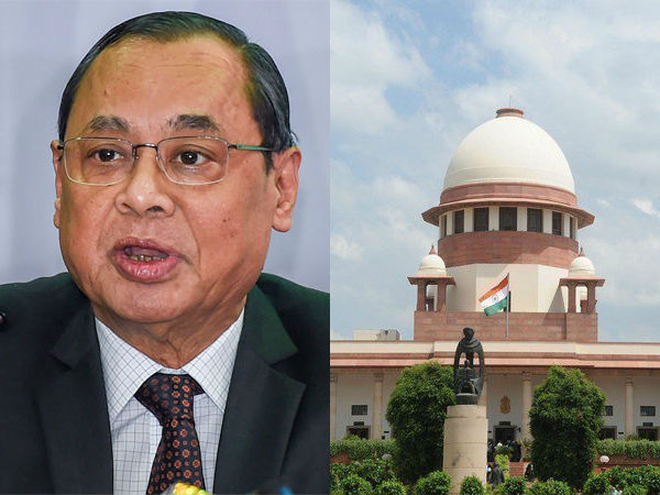 Supreme Court slams fixers over CJI issue