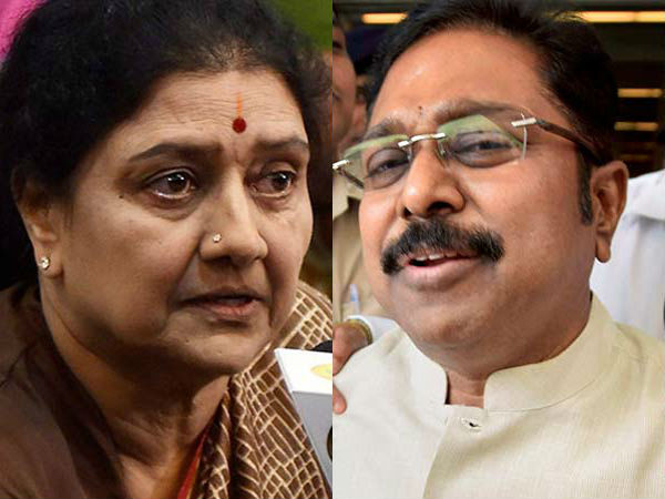 Has Sasikala Sidelined in AMMK party? - Here are the TTV Dinakarans explanations