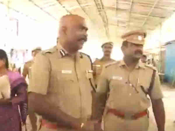 Security beefed up to Madurai Meenakshi amman temple