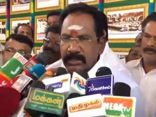 Low level Volunteer will get bigger posts In AIADMK Says Minister SellurRaju