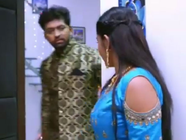 Sanjay invovles in lip lock with Nilas sister