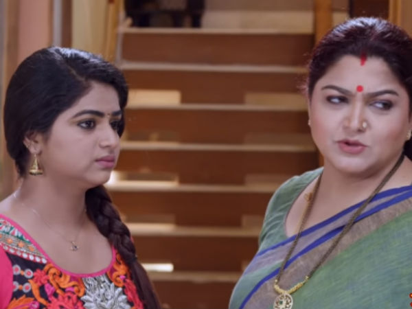 Lakshmi teases Ravi brilliantly