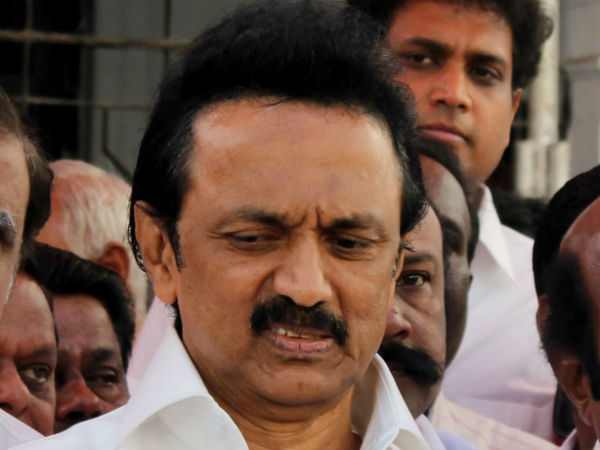 no rest for dmk cadres till assembly by election is over