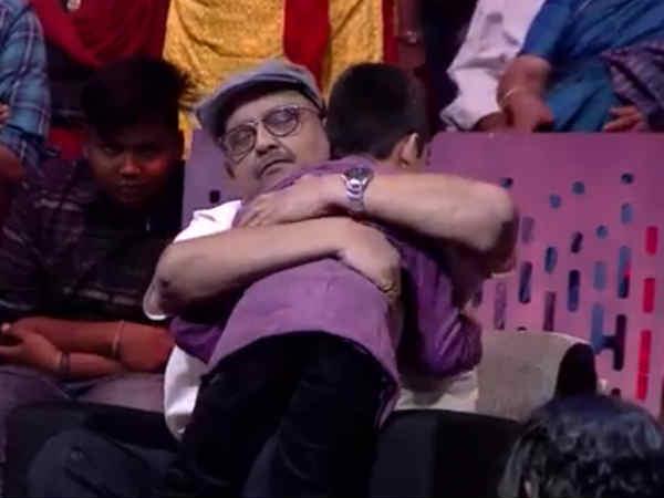 விஜய் சூப்பர் சிங்கர் ஜூனியர்.. ரித்திக்தான் கிங்கு!