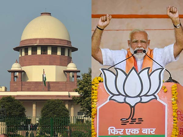 SC will hear the case against Poll code violation of PM Modi and Shah