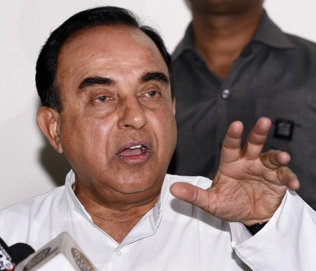 I feel nationalists in TN should vote for Amma Party of Dinakaran: says Subramanian Swamy