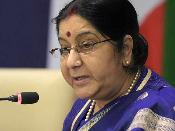 A Mother-in-law requested to Sushma Swaraj help to Pakistans daughter-in-law return to India