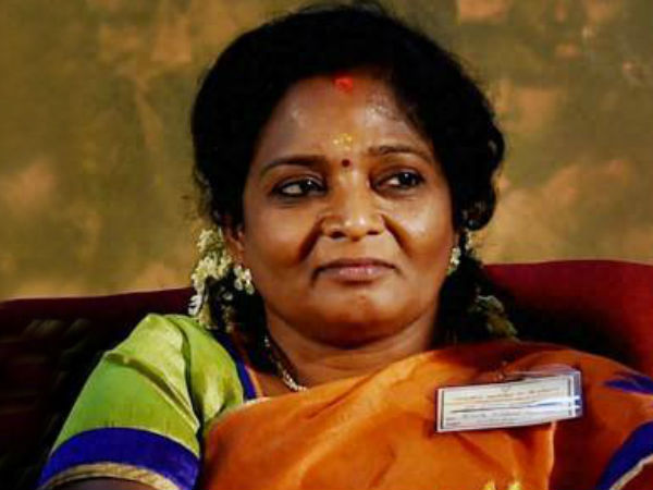 There may be conflict with the comments, Do not break the TV says Tamilisai