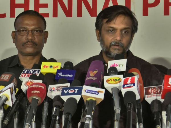 Election Commissioner Behave like a dishonest Says Thirumurugan Gandhi