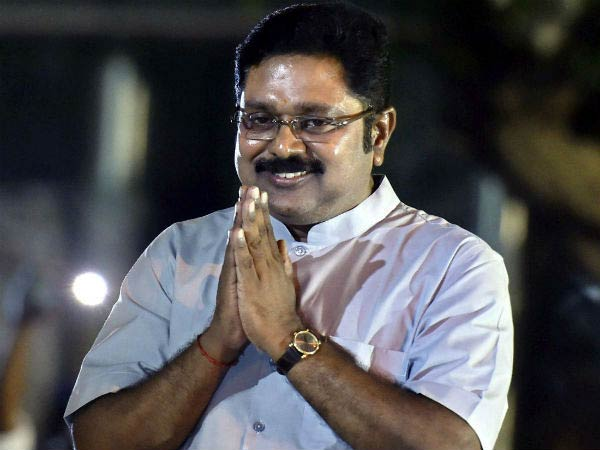 Allot Gift box Symbol again To Us TTV Dinakaran letter to the Election Commission