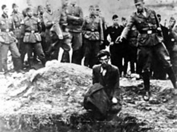 April 7: Nazis kill hundreds of Jews in Ukraine