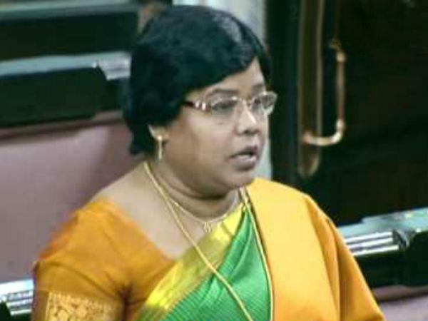 திமுக முன்னாள் எம்பி வசந்தி ஸ்டான்லி காலமானார்
