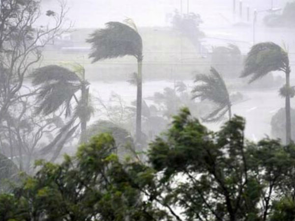 Tamil Nadu will get moderate rainfall due to Fani cyclone