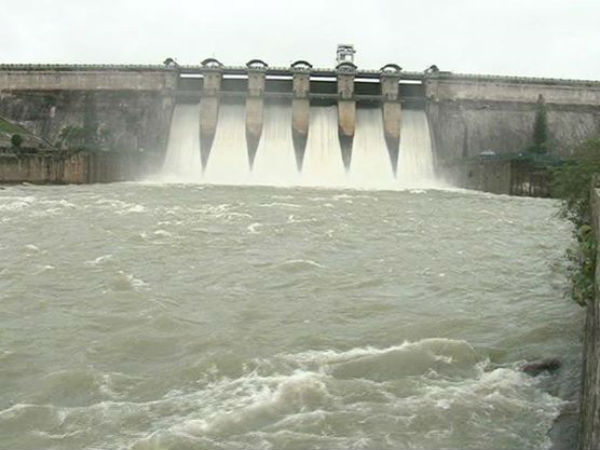 water in dams Use only to drink .. Central government Advice for 6 states including Tamil Nadu