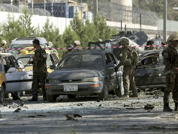 Bomb Blast in Afghanistan: More than 13 people injured in Kabul attack