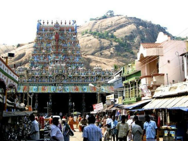 Vaikasi Visakam festival Thousands of devotees take Palkudam