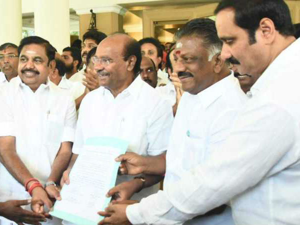 ADMK alliance stay behind in even postal votes