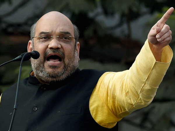 Opposition on EVMs are an attempt to mislead the public: Amit Shah