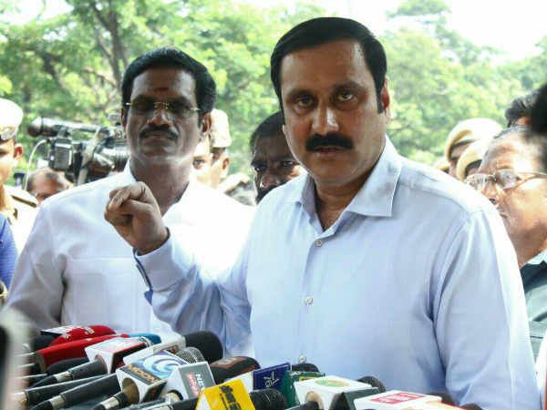 Chief minister Posting Mania To Stalin, Anbumani Criticism