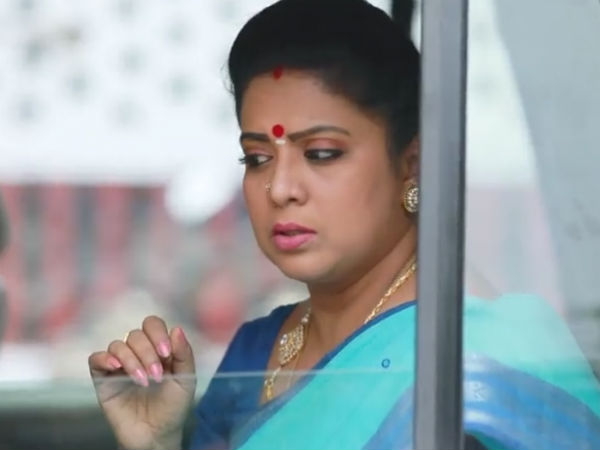 Why Bharathi is talking to Kannammas father
