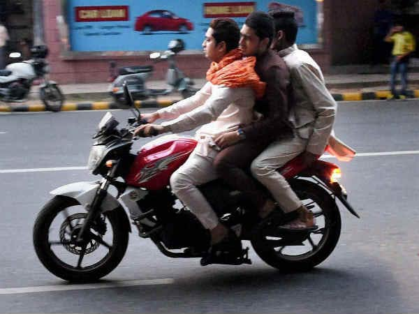 TN police not taking action triples travel in bike : chennai high court condemns