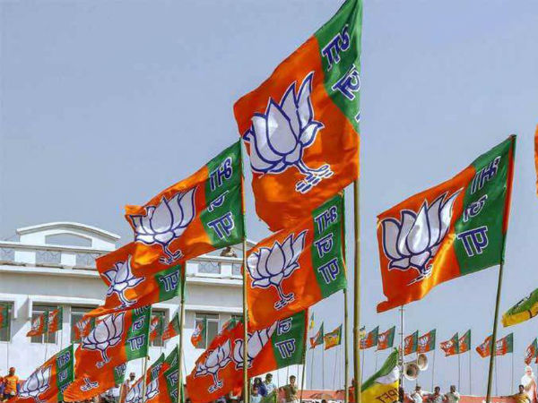 BJP Competition with Nota in 18 constituencies Of Andhra