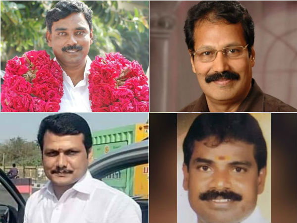 Tamilnadu Assembly byelection winners 2019 list