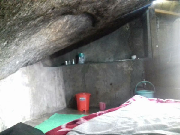 Modi's cave comes with phone, bed, rented for Rs990