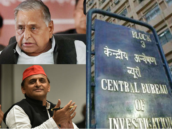 No evidence found: CBI clean chit for Mulayam, Akhilesh in assets case