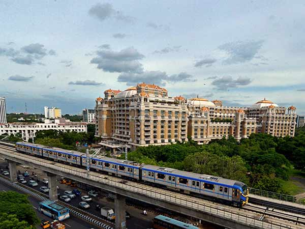 will reduced air conditioners in chennai under metro stations: says chennai metro