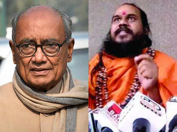 Live samadhi Akhra disappears after Digvijay Singh loses
