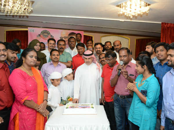 UAE DMK holds felicitation function in Dubai