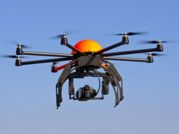 first drone delivery of organ for human transplant