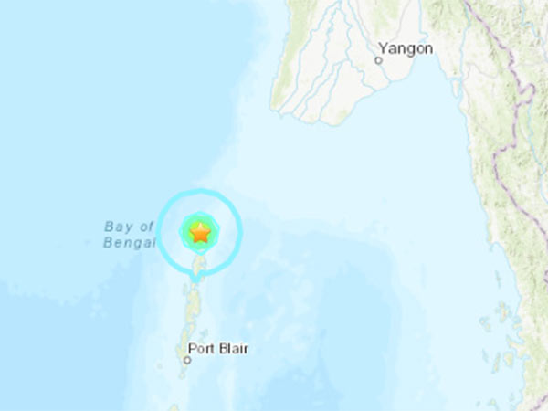 Earth Quake attacks West Bengal, Peru and Andaman one by one