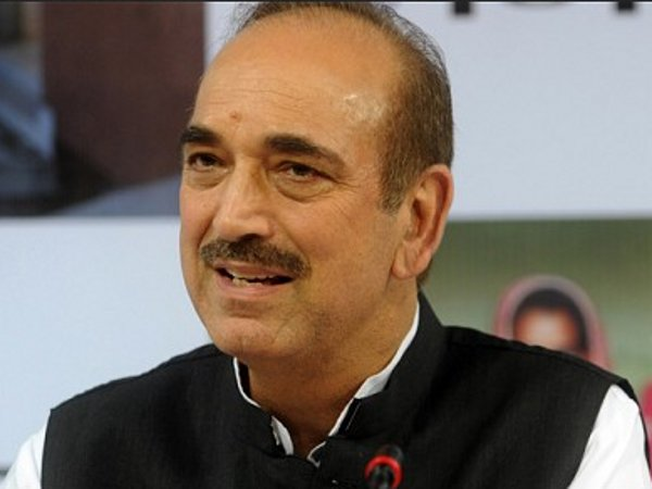 Congress Leader Ghulam Nabi Azad Does A U-Turn On Claim For PM Post