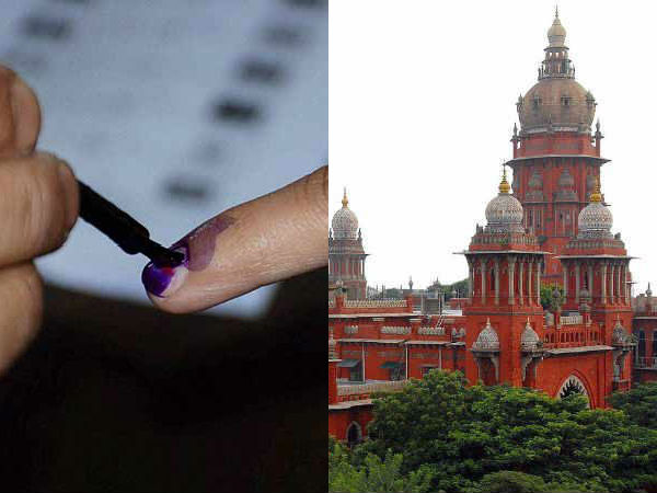 Can not order to reelection in Ponparappi: Chennai High court
