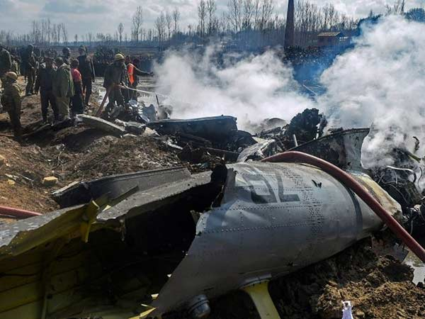 IAF MIG 17 chopper downed by friendly fire: IAF men face action