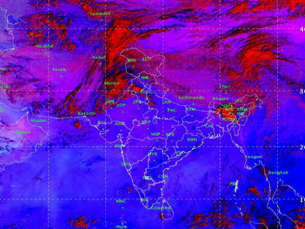 Tamilnadu will see heavy rain with thunderstorm today - report