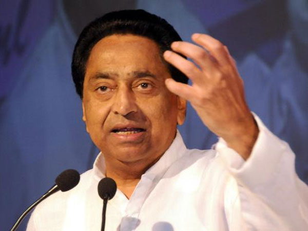 10 Congress MLAs offered money and posts, claims Kamal Nath