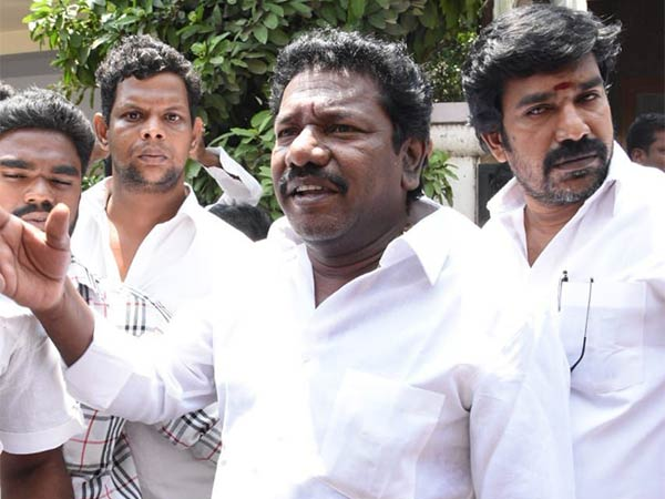 AIADMK split into two has benefited everyone says Karunas