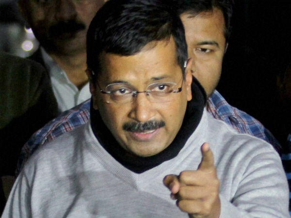 arvind kejriwal says he has threat from BJP